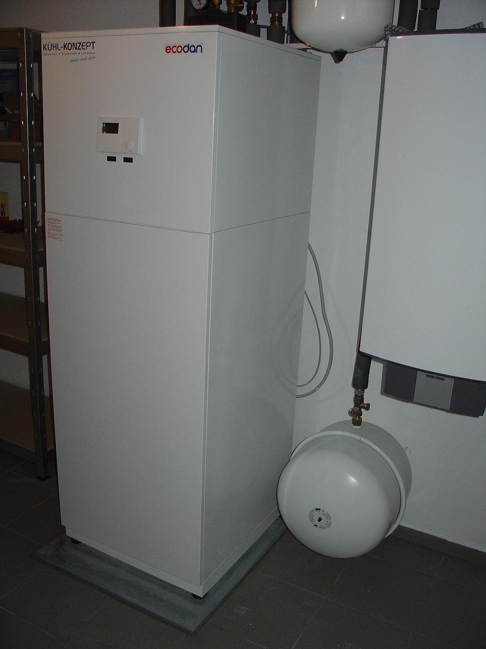 zubadan ecodan luft wasser w rmepumpe mit brauchwasserbereitung k hl konzept. Black Bedroom Furniture Sets. Home Design Ideas